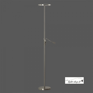 Pastatomas šviestuvas Yamena 8165 Reading light Nickel LED